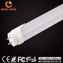 Pure White 3000-6500k 5ft new ark japan led tube8 sex led tube light