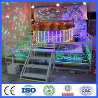 Hot sale amusement park equipment mini tagada