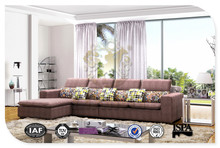 2Y526# Hot selling sale home and hotel leather sectional sofa