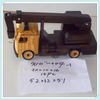 cheap wooden automobile collectible truck crane