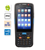 android bluetooth pos terminal mobile phone barcode scanner TS-5000 with sim card