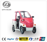 Easy driving 2 seats car commercial electric