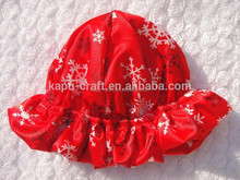 Hot sale newest children's hats baby girls red hat