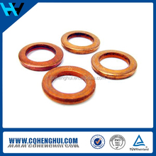 China Supplier Manufacturer of Flat Copper Sealing Washer, Copper Washer, Copper Flat Washer