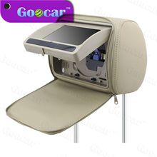 Hot selling 7 inch car dvd monitor auto headrest dvd for mercedes