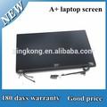 Para dell xps13d-9343 pantalla táctil lcd de montaje screen+digitizer