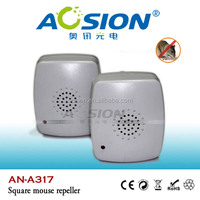 Chemical Free Ultrasonic Rat Repeller AN-A317