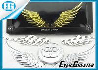 custom auto 3D Zinc alloy badge/emblem nameplate