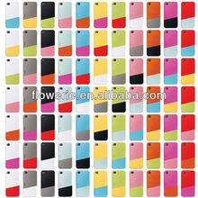 FL2428 2013 Guangzhou hot selling Mix-and-Match color slide case for iphone 5 5G