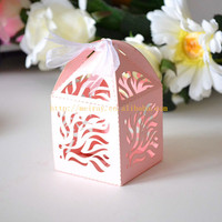 personalized Zebra Chinese Take-Out Food & Party Favor Boxes/Kids Party Supplies