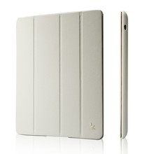 Jisoncase leather case for iPad 4