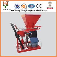 eco brava block machine ecological bricks-hydraulic press