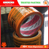 Hong Kong Adhesive tape supplier 72mm width floor sticking PVC Warning Tape