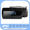 Wireless HD 1080p network surveillance clock camera hidden table clock camera