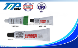 TIRE REPAIR CHEMICALS RUBBER CEMENT
