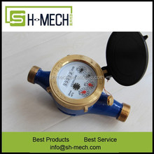Made in china low price photoelectric direct reading remote water meter
