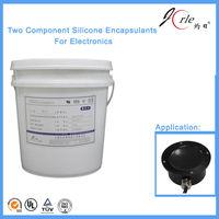 Liquid jorle silicone sealant for led