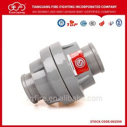 Types of KN65 instantaneous fire hydrant coupling in fire fighting coupling