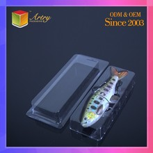 Bulk Custom Waterproof PVC Transparent Blister Package Tray