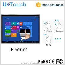 Aluminum alloy 70 Inch touch screen all in one pc ,touch screen monitor with CPU I7 for education,meeting