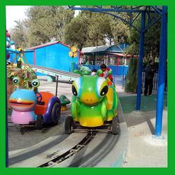 Fun&Intresting!!! Mini Shuttle amusement games train