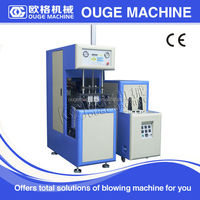 taizhou plastic bottle making machine price