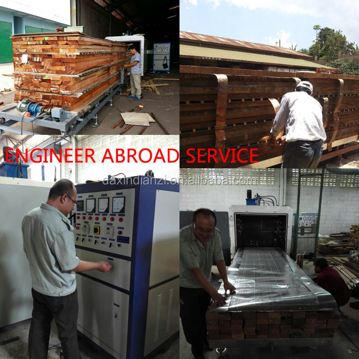 Engineer abroad service