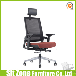 2015 Executive mesh office chair with headrest GT-001A1