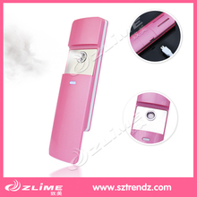 Portable handy sliding nano mist spray