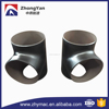 Sch 40 astm a234 wpb tee joint pipe tube pipe fittings
