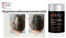 Healthy REAL PLUS Hair Building Fibers Give a more youthful appearance
