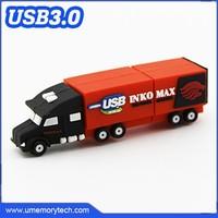 Truck shape micro usb drive smart phone pen drive mobile phone pen drive