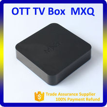 s805 quad core mxq tv box sex xxl android live tv box from EC Tech