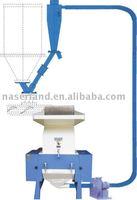 Naser rapid granulator North Korea/used rapid plastic granulator/Plastic granulator machine