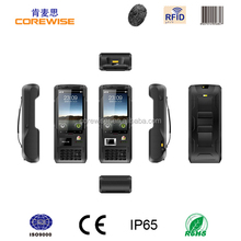 Touch screen MSR,IC,RFID reader,SIM card, 3G, GPS,GPRS system for handheld pos device