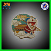 Promotional gifts Metal enamel badge and custom made badge pin
