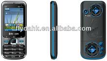 Quad band cheap TV Q7 mobile phone.