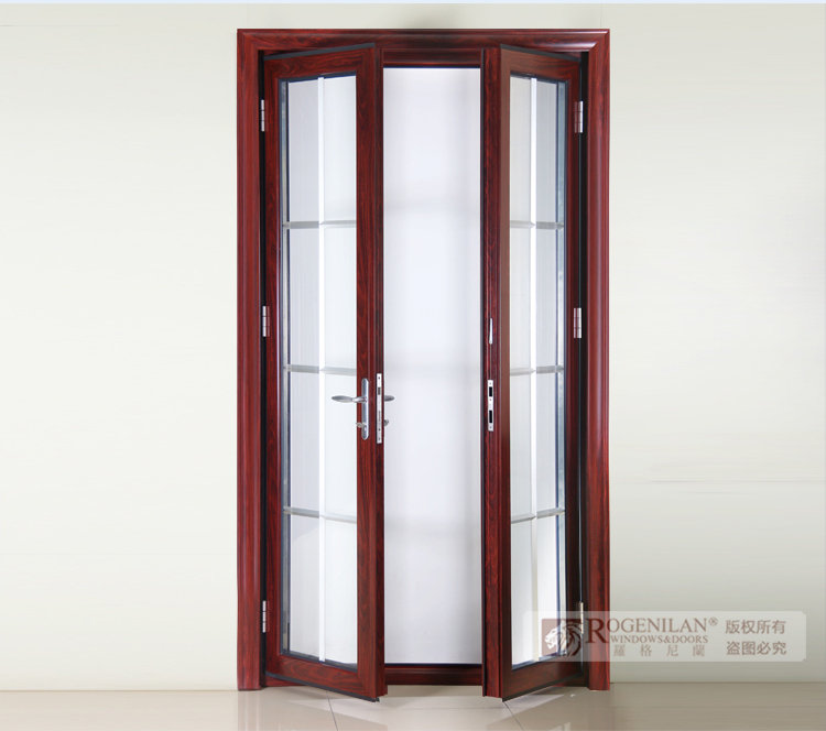 Rogenilan 7mm Thickness Laminated Frosted Glass Design For Front