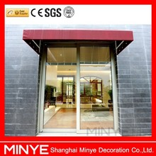 China senior Supplier thermal break Aluminum Profile Balcony Sliding Door Company Prices for Doors