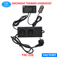 THC-220 Temperature and Humidity Controller