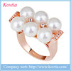 new products 2016 alibaba express pearl jewelry rings