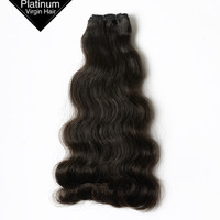 VV Hair Natural Color 8 Inch Body Wave 100% Virign Brazilian Hair Extension