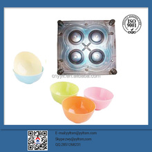 professional mold company design make round plastic fish bowl new product mold making for plastic injection