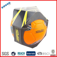 Popular PU Thermo bonding soccer balls trading