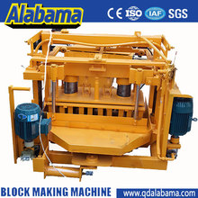 overseas train workers service worthy investment promotion price concrete block machine