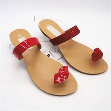 latest stylish handicraft slippers