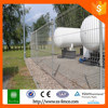 Alibaba China ISO9001 iron wire mesh fence with PVC coated for garden,road,expressway,railway,airport