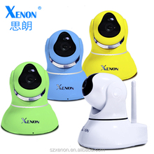 2015 security camera HD Wifi IP Camera 1.0mp support IR distance 10M P2P Camera