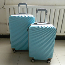 high quality with hot sale abs and pc luggage bag