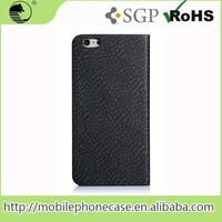 Factory Supply Attractive Wallet Card-Slot Pu Leather Cell Mobile Phone Case For Iphone6 Plus